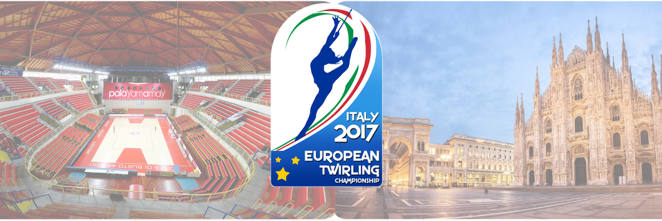 The 2017 European Championships will be held in at the  PalaYamamay – Maria Piantanida Venue in Busto Arsizio, Italy from July 5-9 2017.