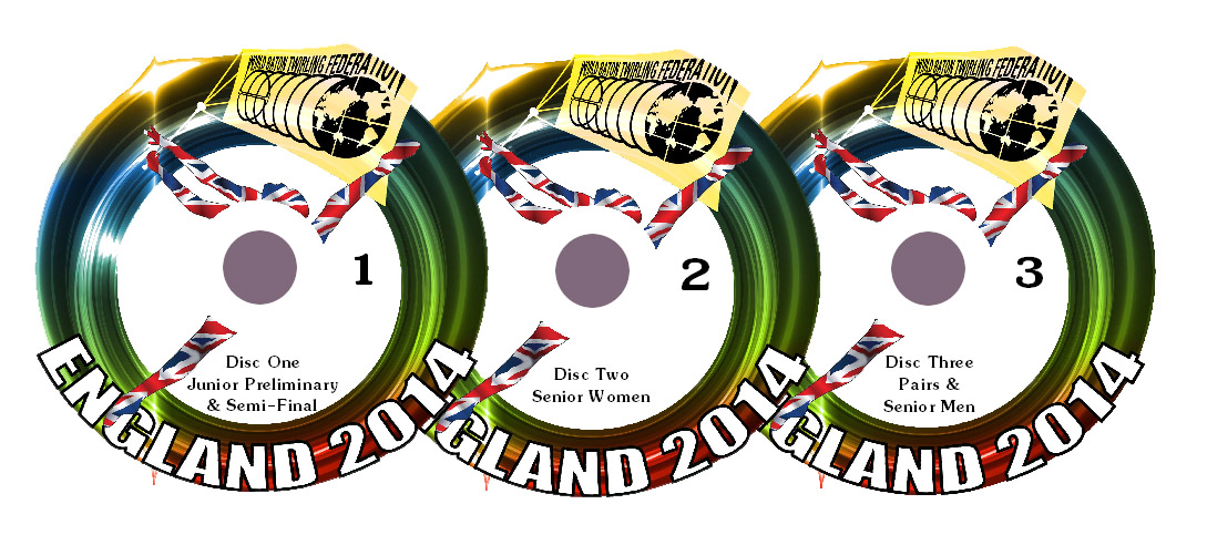 A six DVD set of the 2014 World Baton Twirling Championship. Spectacular performances of top athletes from 19 countries. PAL or NTSC will be shipped according to country.