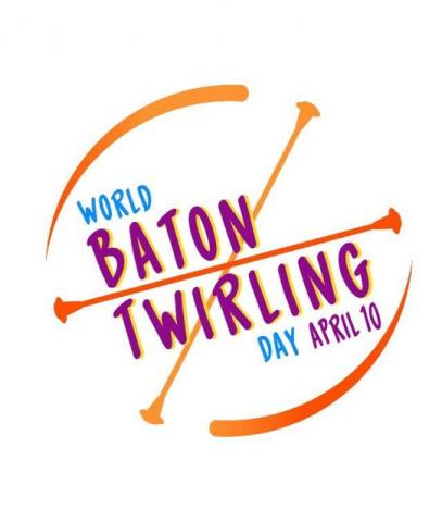 World Baton Twirling Day English
